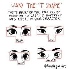 Vary The T Shape