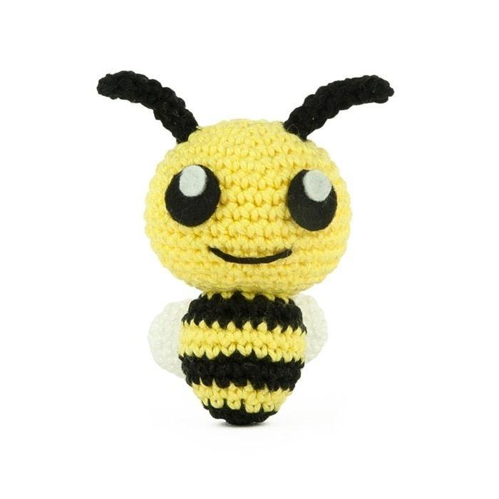 Crochet Bee Amigurumi - Learn to Crochet - Crochet Kingdom | 700x700