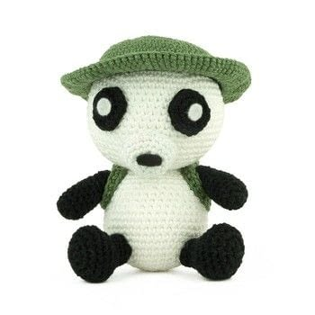.  Free tutorial with pictures on how to make a panda plushie in 10 steps by amigurumi with felt, yarn, and yarn. Inspired by pandas. How To posted by Sabrina S.  in the Yarncraft section Difficulty: Simple. Cost: No cost.