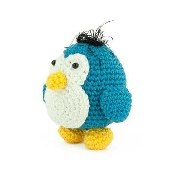 .  Free tutorial with pictures on how to make a penguin plushie in 7 steps using yarn, yarn, and yarn. Inspired by penguins. How To posted by Sabrina S.  in the Yarncraft section Difficulty: Easy. Cost: No cost.