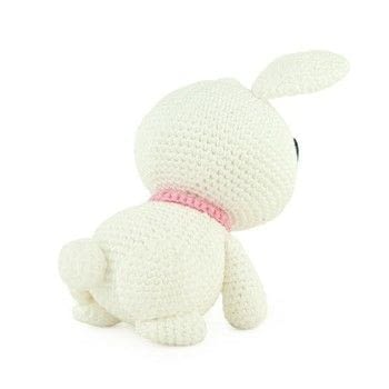 .  Free tutorial with pictures on how to make rabbit plushie in 9 steps by amigurumi with yarn, yarn, and crochet hook. Inspired by rabbits. How To posted by Sabrina S.  in the Yarncraft section Difficulty: Simple. Cost: No cost.
