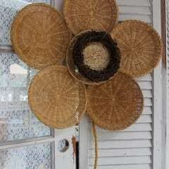 Bamboo Sunflower