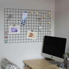 DIY Wire Memo Board