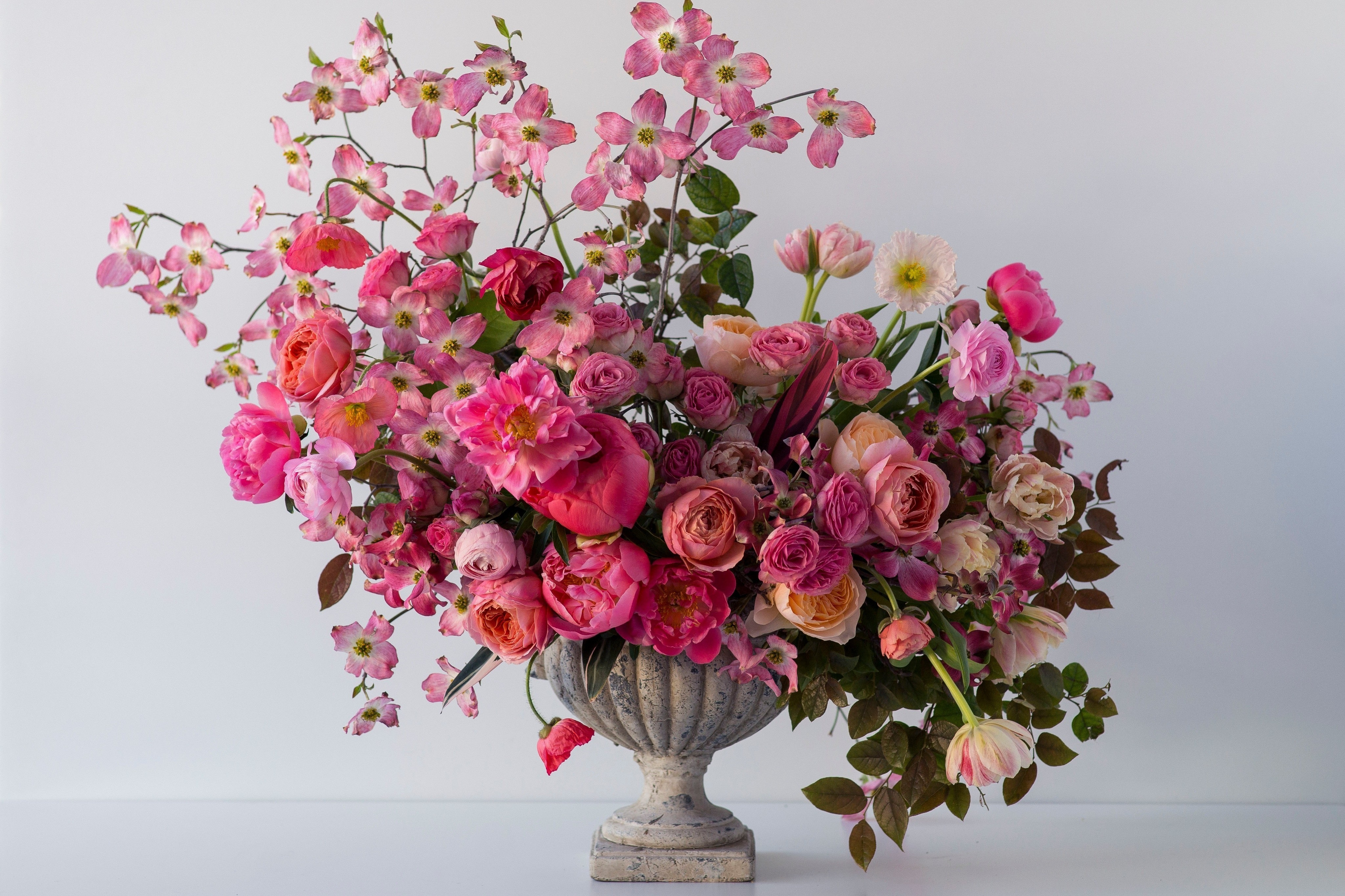 Pink Bouquet Extract From Color Me Floral By Kiana Underwood How
