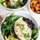 Healthy Sweet Potato Breakfast Bowls