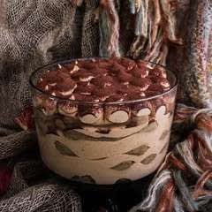 Spiced Pumpkin Tiramisu Trifle