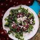 Roasted Beets Barley Feta Salad