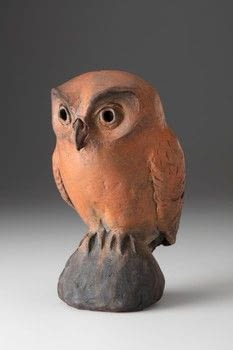 Ceramics for Beginners .  Free tutorial with pictures on how to mold a clay animal in under 120 minutes by molding with clay and tool. Inspired by owls. How To posted by Search Press.  in the Other section Difficulty: 3/5. Cost: Cheap. Steps: 11
