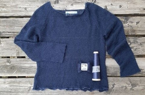 Knit a November Sweater with Tøndering Strik in Aarhus, Denmark  .  Free tutorial with pictures on how to stitch a knit or crochet sweaters in 5 steps by knitting with yarn, yarn, and circular needles. How To posted by Shop Showcase.  in the Yarncraft section Difficulty: 4/5. Cost: 3/5.