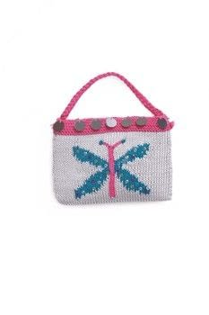 How to Knit Beautiful Bags .  Free tutorial with pictures on how to stitch a knit or crochet bag in 3 steps by knitting with knitting needles, yarn, and magnetic closure. Inspired by butterflies. How To posted by DarkLady1993.  in the Yarncraft section Difficulty: 3/5. Cost: 3/5.