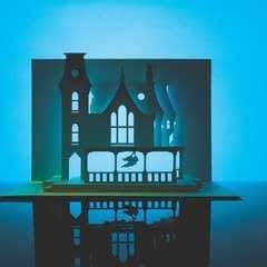 Horrorgami Haunted House