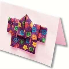 Kimono Cards