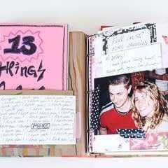 Love Letters Scrapbook