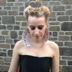 Diy Queen Of Hearts Costume (Video Tutorial)