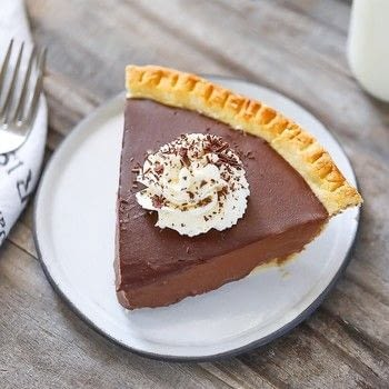 .  Free tutorial with pictures on how to bake a chocolate pie in under 60 minutes by baking with almond flour, tapioca starch, and salt. Inspired by paleo. Recipe posted by Lila Ruth Grain Free.  in the Recipes section Difficulty: 3/5. Cost: 3/5. Steps: 8