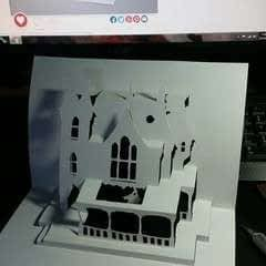Horrorgami Haunted House