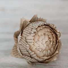 Paper Artichokes