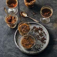 Arabic Coffee Mousse