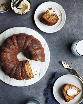 Cravings: Hungry for More .  Free tutorial with pictures on how to bake banana bread in under 15 minutes by cooking and baking with banana, eggs, and rapeseed oil. Recipe posted by Ten Speed Press.  in the Recipes section Difficulty: Simple. Cost: 3/5. Steps: 5