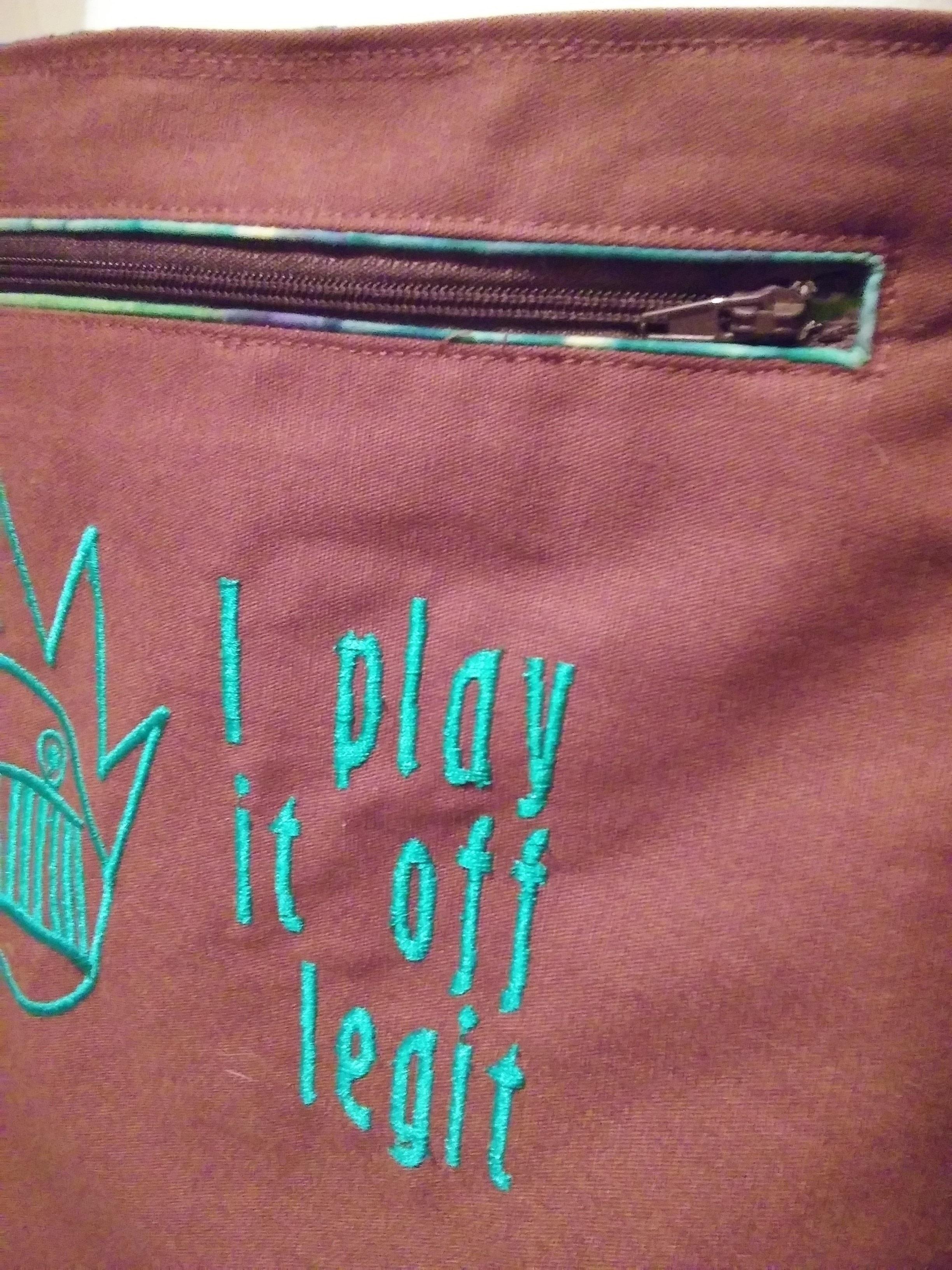 Custom Ween Purses 183 An Across Body Bag 183 Sewing On Cut