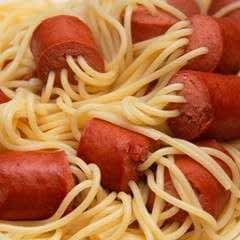 Hot Dog And Spaghetti Recipe To Satisfy Everybody