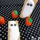 Quick 'n' Cute Graham Cracker Ghosts