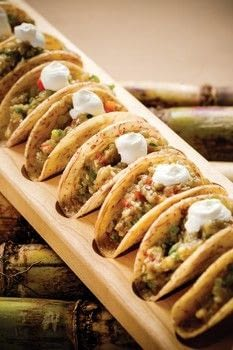 TACOS DE MALANGA RELLENAS DE BERENJENA .  Free tutorial with pictures on how to cook a taco in under 35 minutes by cooking with eggplant, kosher salt, and bell pepper. Recipe posted by Rizzoli Books.  in the Recipes section Difficulty: Simple. Cost: Cheap. Steps: 5