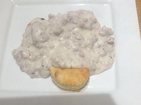 .  Free tutorial with pictures on how to cook a sausage dish in under 40 minutes by cooking and baking with sausage, flour, and milk. Recipe posted by Super Madcow.  in the Recipes section Difficulty: Easy. Cost: Cheap. Steps: 12