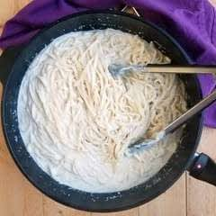 The Best Rich And Creamy Alfredo Sauce