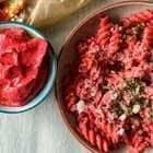 Pepper & Beets Pasta Sauce