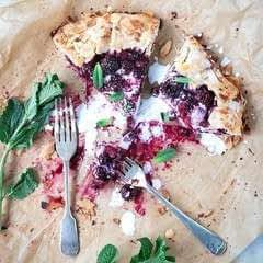Jumble Berry Galette