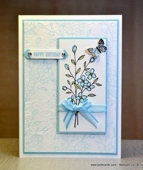 Create an amazing effect using tissue paper! .  Free tutorial with pictures on how to make a greetings card in under 45 minutes by papercrafting and cardmaking with card. How To posted by Jan B.  in the Papercraft section Difficulty: Simple. Cost: 3/5. Steps: 1