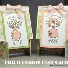 Dutch Fold Card