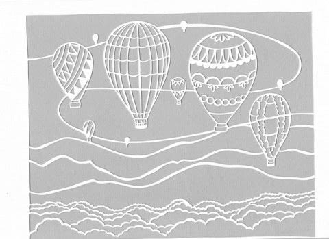 Papercut Landscapes .  Free tutorial with pictures on how to cut a piece of papercutting in under 120 minutes by creating and papercrafting with printer paper, card, and card. How To posted by Search Press.  in the Papercraft section Difficulty: Simple. Cost: Cheap. Steps: 13