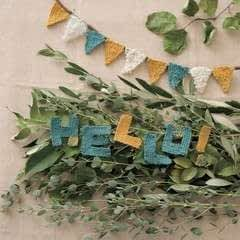 Woven Party Garlands