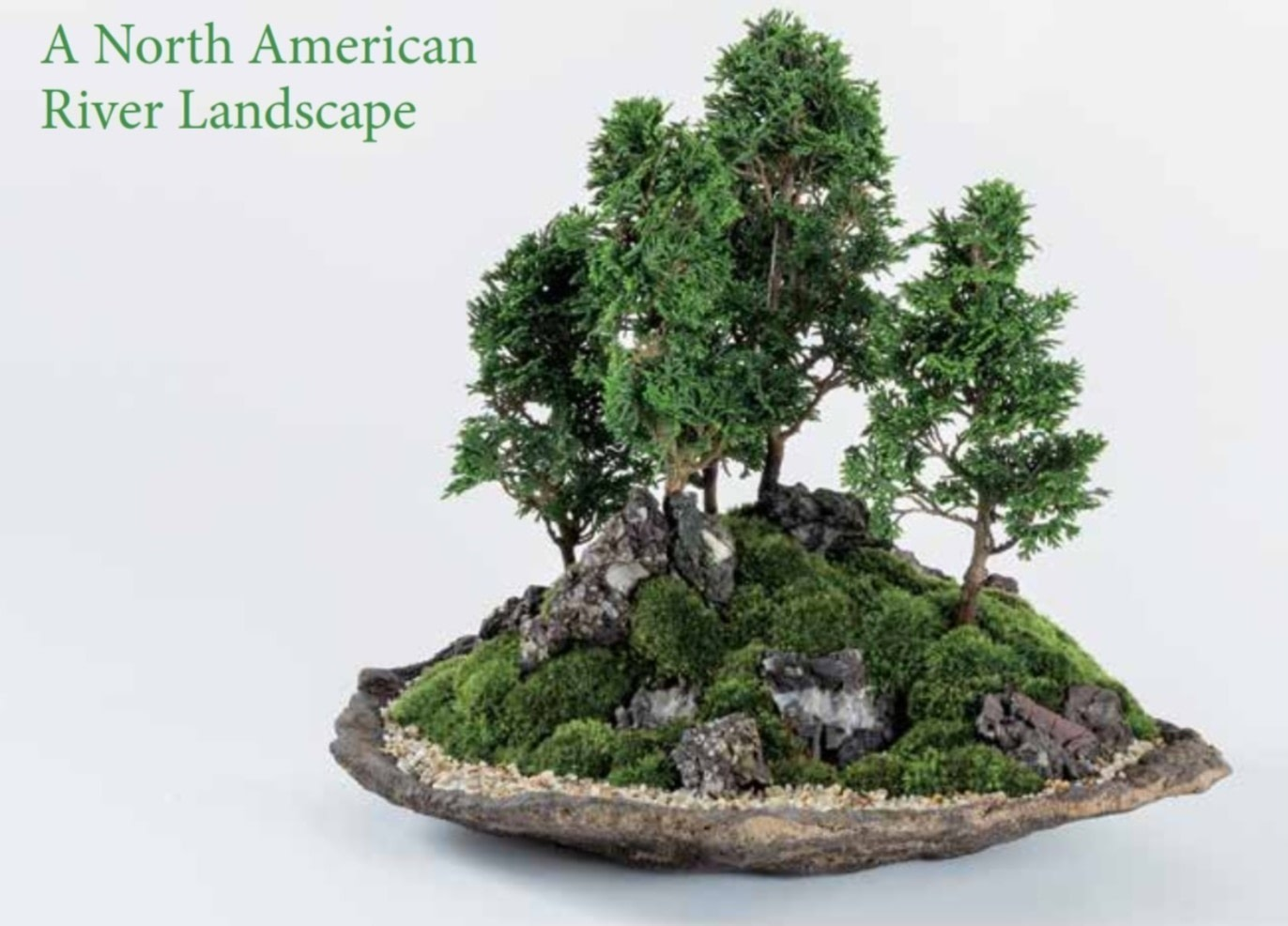 Basic Bonsai Landscape Techniques Extract From Miniature Japanese Gardens By Kenji Kobayashi How To Plant A Plant A Flower A Tree