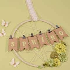 Home Deco Ring Spring
