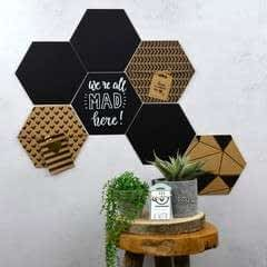 Hexagon Wall Decoration