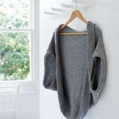 Slouch Blanket Cardigan