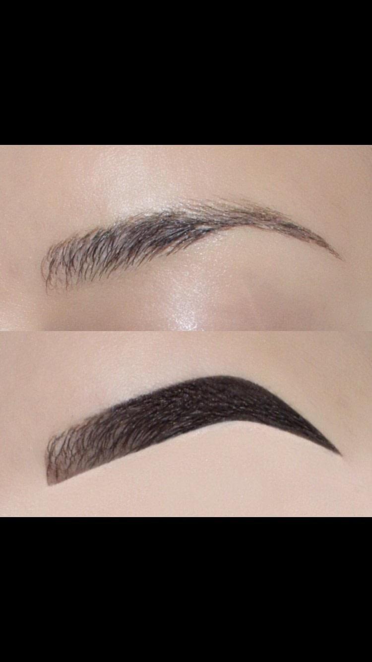 Bold Eyebrow Tutorial How To Makeover An Eyebrow Beauty On Cut