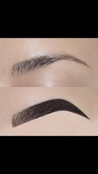 .  Free tutorial with pictures on how to makeover an eyebrow in under 20 minutes by applying makeup with brush, concealer, and eyebrow gel. How To posted by Hayley N.  in the Beauty section Difficulty: Easy. Cost: Cheap. Steps: 5