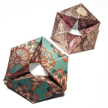 There are many different types!  .  Make a folding in under 120 minutes using scissors, paper, and glue. Inspired by japanese. Creation posted by EVEnl.  in the Art section Difficulty: Easy. Cost: Absolutley free.