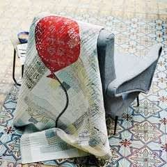 Red Balloon Quilt