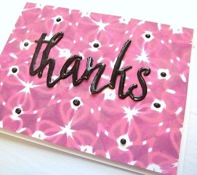 Beginners Cardmaking- How to Make Handmade Layered Stencilled Cards? .  Free tutorial with pictures on how to make a greetings card in under 45 minutes by creating and cardmaking with stencil, dies, and clear acrylic stamps. How To posted by Keren .  in the Art section Difficulty: Simple. Cost: Cheap. Steps: 1