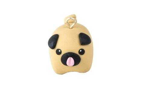 Polymer Clay for Beginners .  Free tutorial with pictures on how to sculpt a clay dog in under 45 minutes by molding with polymer clay, tool, and headpin. Inspired by dogs and pugs. How To posted by dianne.kugler.1.  in the Home + DIY section Difficulty: Simple. Cost: Cheap. Steps: 15