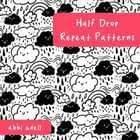Half Drop Pattern