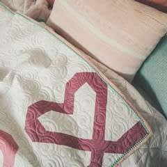 Candy Hearts Quilt