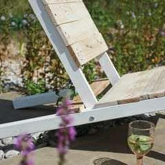 Pallet Deck Chair
