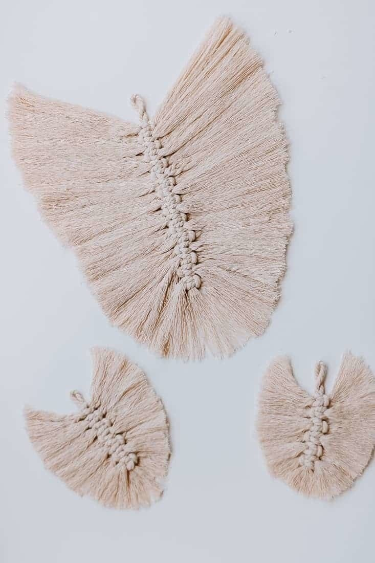 Macrame Feathers 183 How To Tie A Knot 183 Other On Cut Out