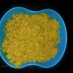 Coconut And Tumeric Rice